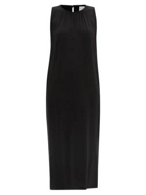 Max Mara Leisure - Epopea Dress - Womens - Black