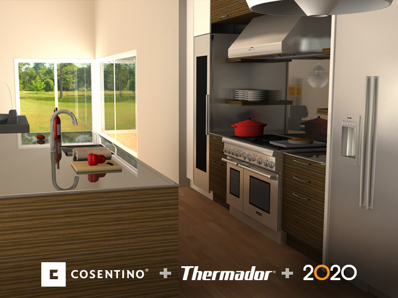 virtual kitchen diamond cabinets sidim design fair cosentino featured in experience played an important role one of the most popular features 28 th annual collaboration with 2020