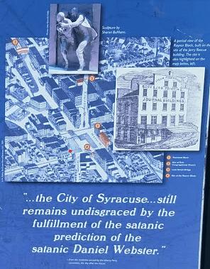 Syracuse Map - Freedom Seeker