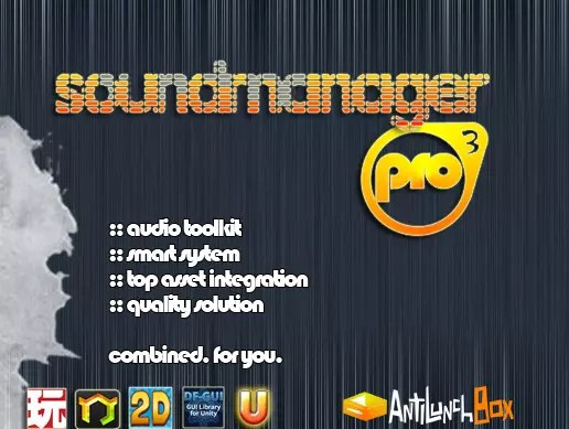 Sound Manager Pro 3