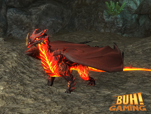lava dragon asset store
