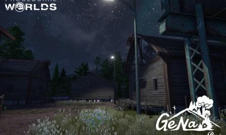 GeNa Pro – Terrains, Villages, Roads & Rivers For Unity