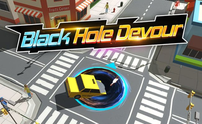 Hole Io Casual Game Eat The City Endless 3d Complete