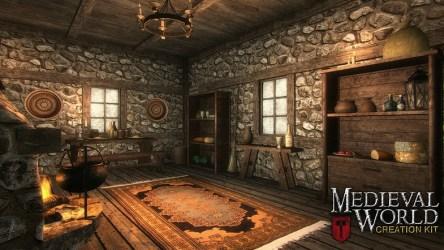 Medieval World Creation Kit 3D Fantasy Unity Asset Store