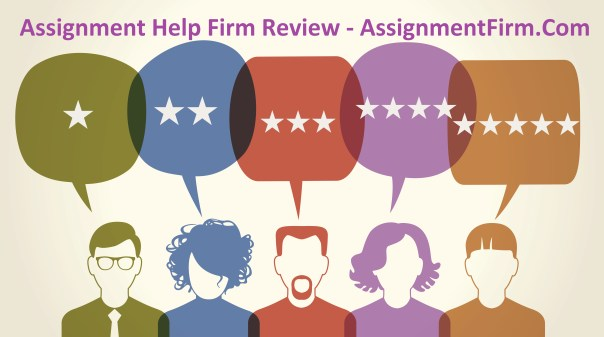 Assignment Help Firm Review