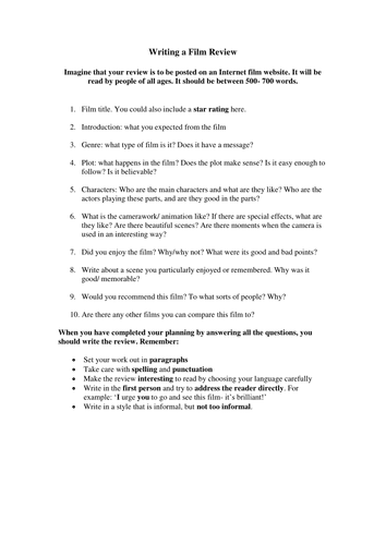 book report examples college