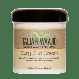 Taliah Waajid Curly Curl Cream 454gr