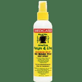 Jamaican Mango & Lime No More Itch Gro Spray 236ml