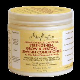 Shea Moisture Jamaican Black Castor Oil Strengthen & Restore Leave-in 431gr