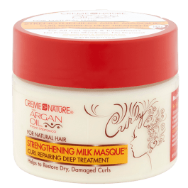 Creme of Nature Argan Oil Strengthening Milk Masque 326gr