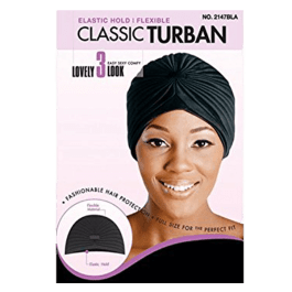 Touca Turbante Magic Collection
