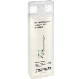 Giovanni Tea Tree Triple Treat Invigorating Shampoo 250ml