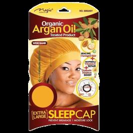 Touca de cetim Argan Oil Super Magic Collection