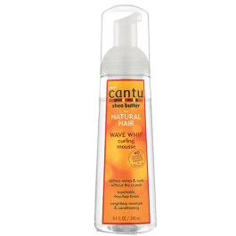 Cantu Shea Butter Natural Hair Wave Whip Curling Mousse 248ml