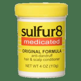 Sulfur8 Medicated Original Formula Anti-dandruff 113gr
