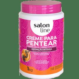 Salon Line Creme para Pentear Definição Intensa 1Kg