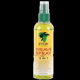 African Essence Weave Spray 6 in 1 118ml