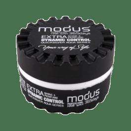 Modus Dynamic Control QuickSilver Aqua Series – Cera Preta 150ml
