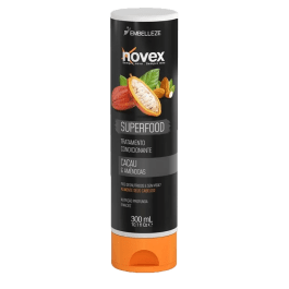 Novex Super Hair Food Cacau & Amêndoa Condicionador 300ml