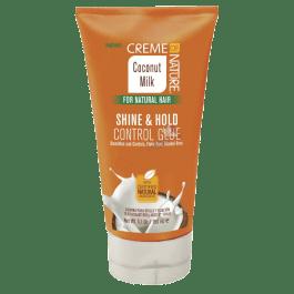 Creme of Nature Coconut Milk Shine & Hold Control Glue 150ml