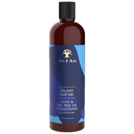 As I Am Olive & Tea Tree Oil Dry & Itchy Scalp Care Conditioner 355ml