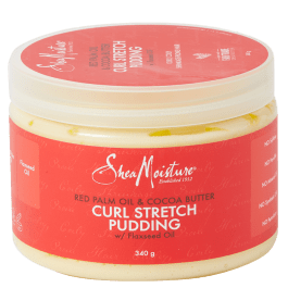 Shea Moisture Red Palm Oil & Cocoa Butter Curl Stretch Pudding 340gr