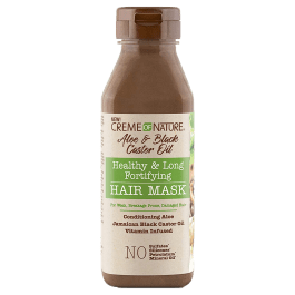 Creme of Nature Aloe & Black Castor Oil Healthy & Long Fortifying Hair Mask 355ml