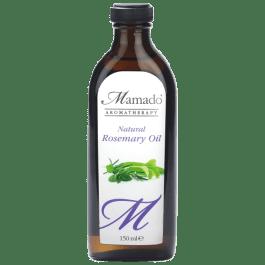 Óleo de Alecrim – Rosemary Oil Mamado 100% Pure 150ml