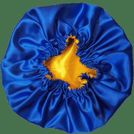 Touca de Cetim Premium (Reversível) (Várias Cores)