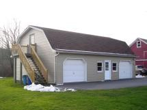 28 X 40 Garage Plans with Loft