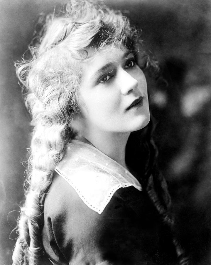 Atrizes Mary Pickford Assim Era Hollywood