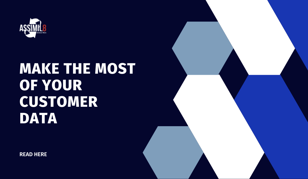 Make The Most Of Your Customer Data