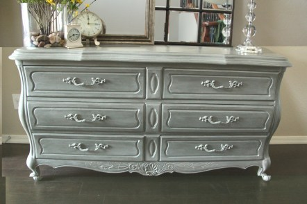 Vintage-6-Drawer-Dresser