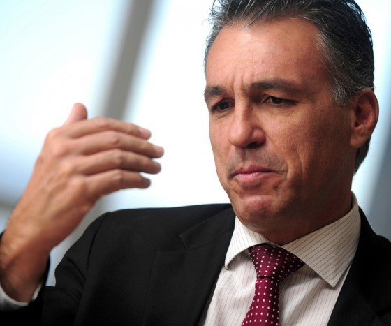 Campos, novo presidente dos Correios: mudança na direção do Postalis