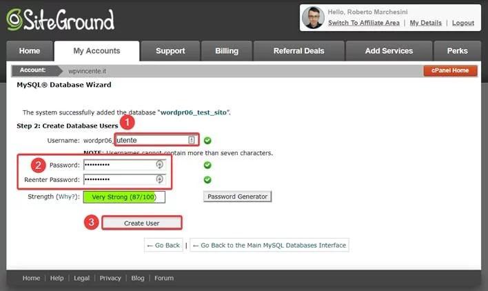 Come trasferire WordPress da locale a remoto-Step11