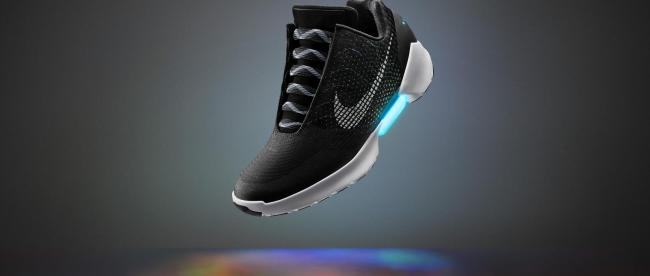 photo of Nike HyperAdapt 1.0 - self lacing shoes that will launch on 11/28