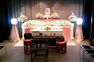 横浜市北部斎場でのご葬儀・一般葬イメージ