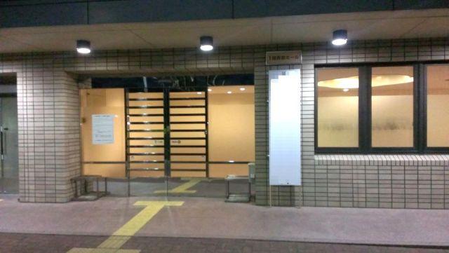 横浜市戸塚斎場第1式場外観