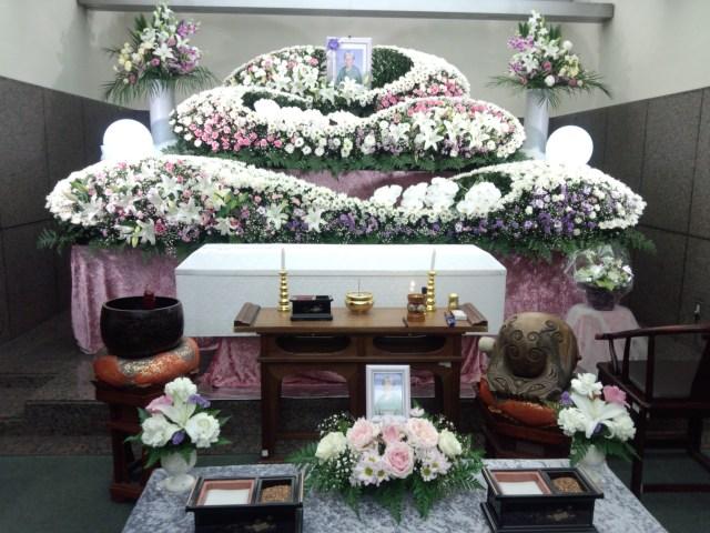 生花祭壇【NJK-12】生花増