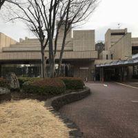 横浜市戸塚斎場外観