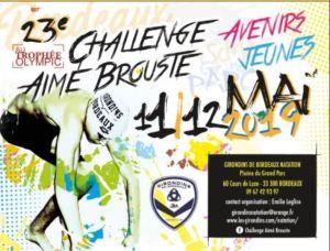 23ème Challenge Aimé Brouste - 25 m