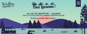 Eau Libre à Lacanau @ Plage du Mouchic, Lac de Lacanau