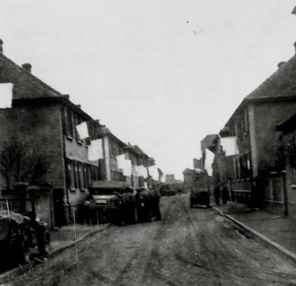 Photographie de Weimar le 11 avril 1945 © AFBDK