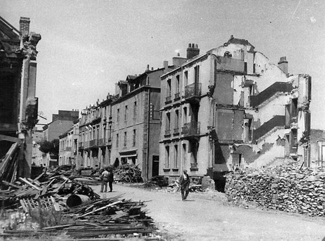 saint-nazaire bombarde