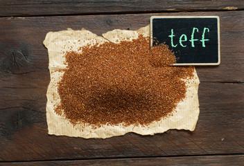 Le teff, une super céréale riche en minéraux