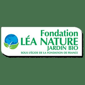 Fondation Léa Nature Jardin Bio - Sous l'égide de la Fondation de France