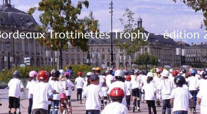 Bordeaux Trotinettes Trophy – La grande course des petits