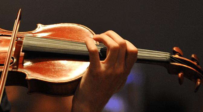 Concert dans les jardins de l'Institut Bergonié