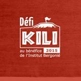 Logo defi kili 2015 bergonie
