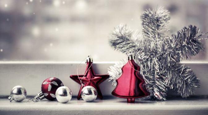Douces et agréables fêtes de fin d'année